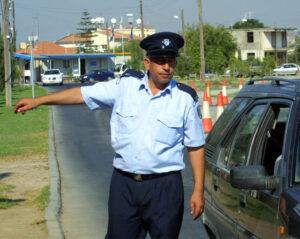 ayios dometios checkpoint