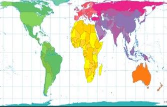afrikaskarta