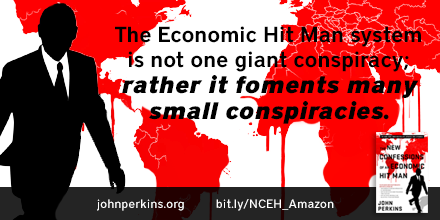 the new confessions of an economic hit man tools of the moder empire