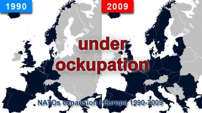 under ockupation